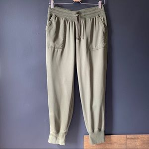 Old Navy Active olive green joggers